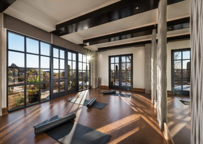 Fitness Center (Private Client)